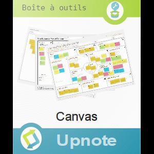Upnote - - Tous les Canvas -