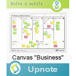 Upnote - Business Canvas