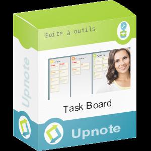 Upnote - Task board
