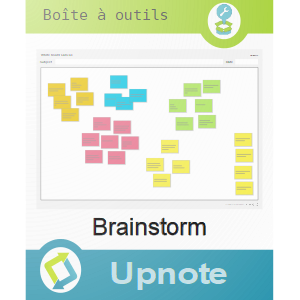 Upnote - Brainstorm